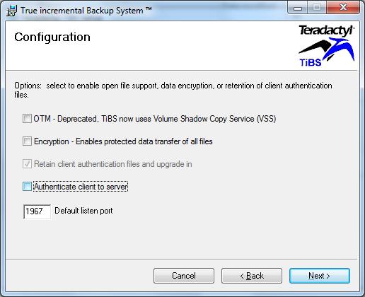 Self-managed backups for Windows | Documentation