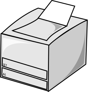 How to print from networked printers